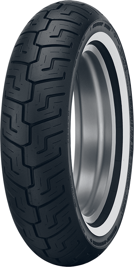 D401 TOURING TIRE WHICH IS ORIGINAL EQUIPMENT ON MANY HARLEY-DAVIDSON MODELS
