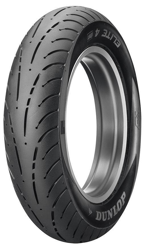 Dunlop Elite 3 motorcycle tire overview