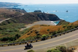Route 1 – Big Sur Coast Highway, CA. Photo: Kevin Wing