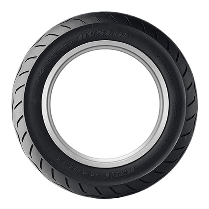 Buy Dunlop D251 Tires From Your Local Dealer | Dunlop Motorcycle