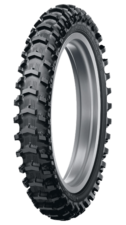 Dunlop Geomax MX12 Motorcycle Tires overview