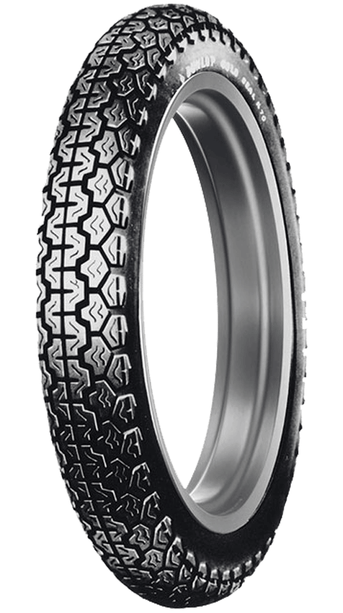 Dunlop K70 Motorcycle Tires overview