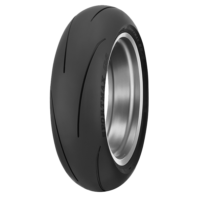 Dunlop Sportmax Q4 Motorcycle Tires Bold look bold performance for bold riders