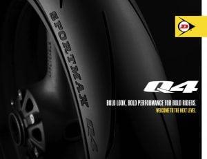 Dunlop Sportmax Q4 Press Kit