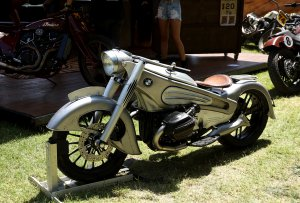 Motorcycle Born Free Motorcycle Show