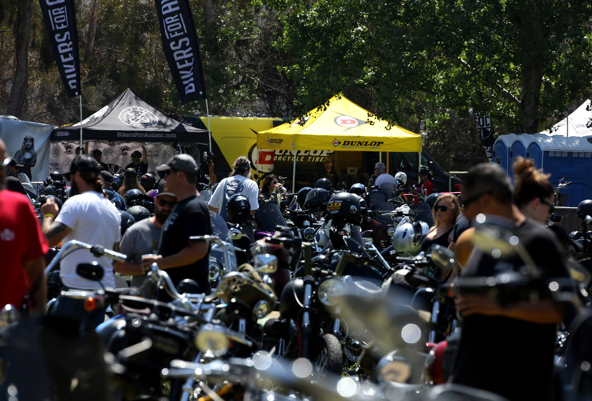 free motorcycle l  2018 Born Free Motorcycle Show | Dunlop Motorcycle
