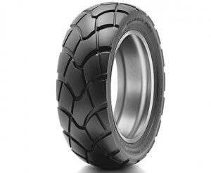 Dunlop D604 motorcycle tires more flexibility in their riding