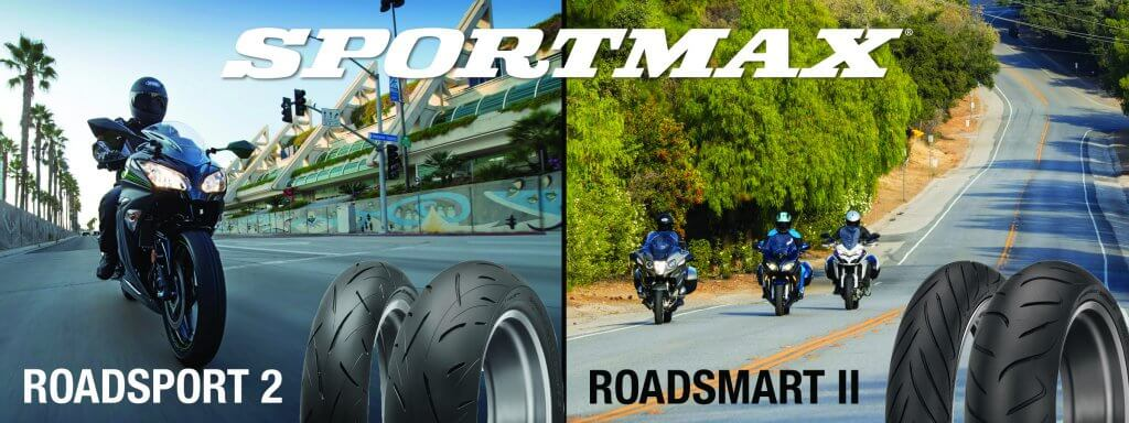 Two New Additions to the Dunlop Sportmax motorcycle tires