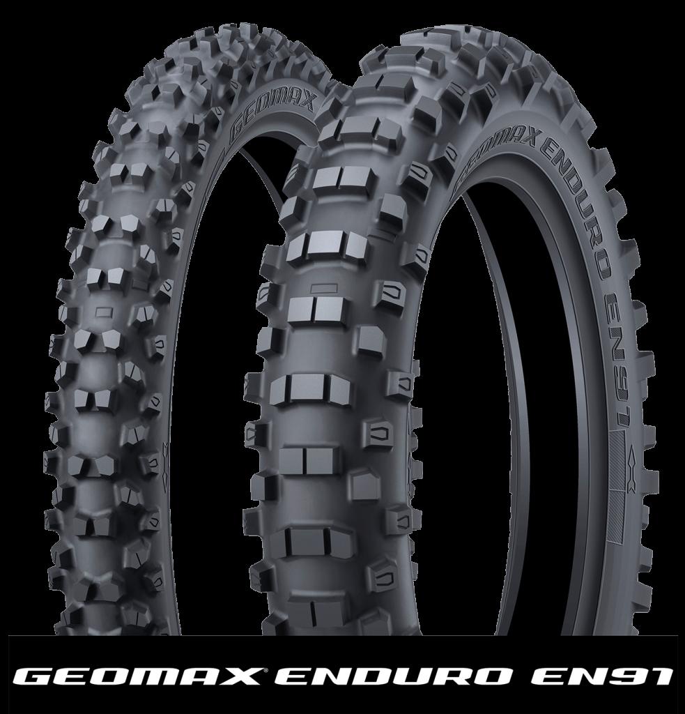 Dunlop GEOMAX ENDURO EN91 Motorcycle Tires