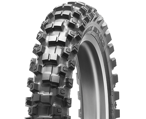 Geomax MX53 TIRE OVERVIEW
