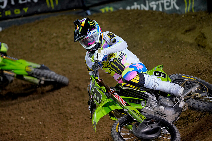 Adam Cianciarulo Wins Monster Energy Cup