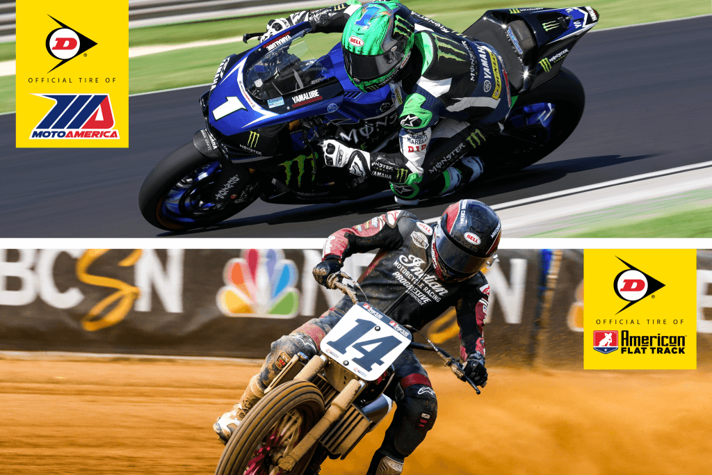 MotoAmerica and American Flat Track Crown Champions