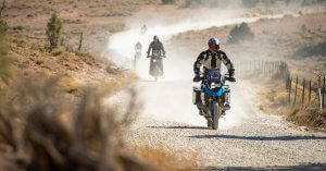 Mission Cover motorcycle tires banner