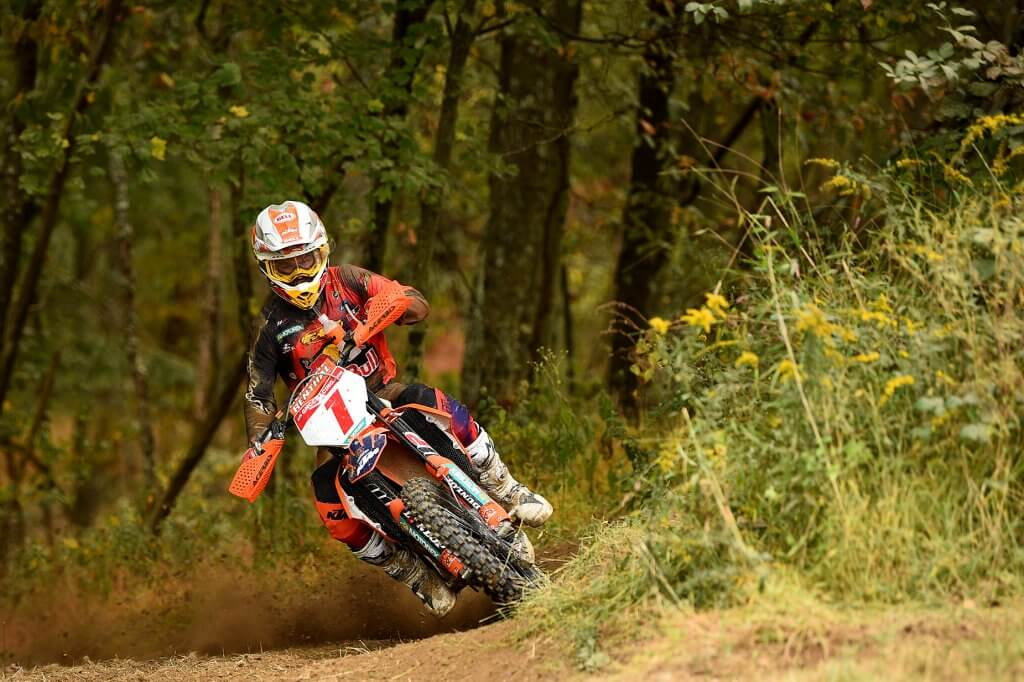 Russell Wins Seventh GNCC Title