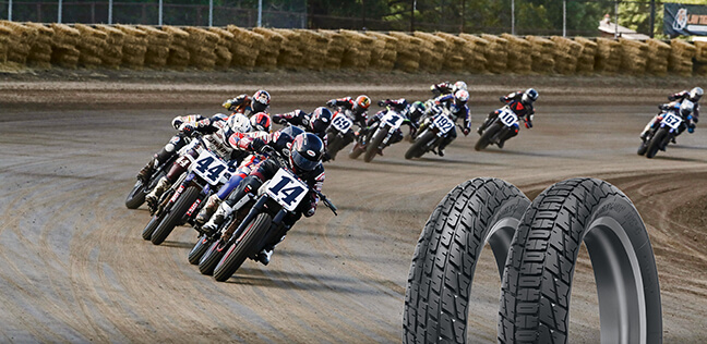 DT4 motorcycle tires Background