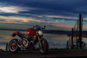 Ducati Monster Tires