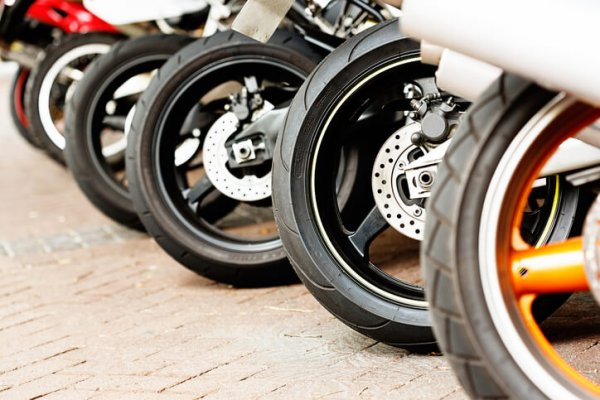 Motorcycle Tires from the US